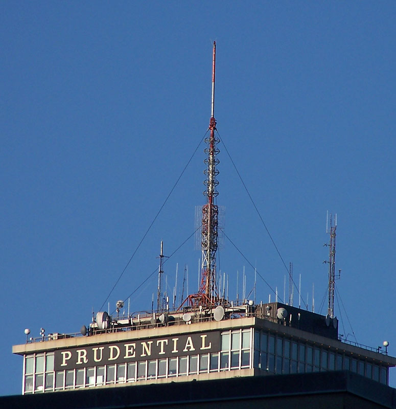 The Prudential Mast